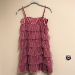 🎁**Like new!** Girls Gap Tulle Party Dress